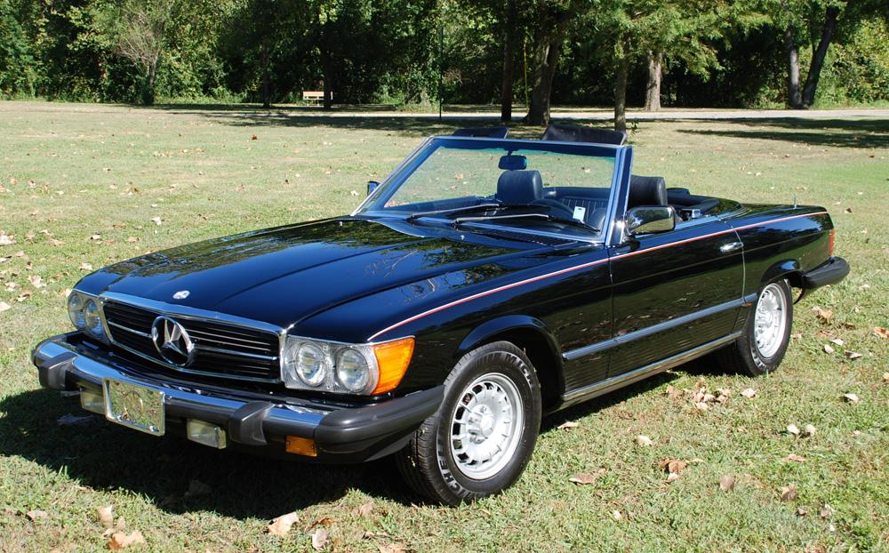 Mercedes-benz 380sl photo - 8