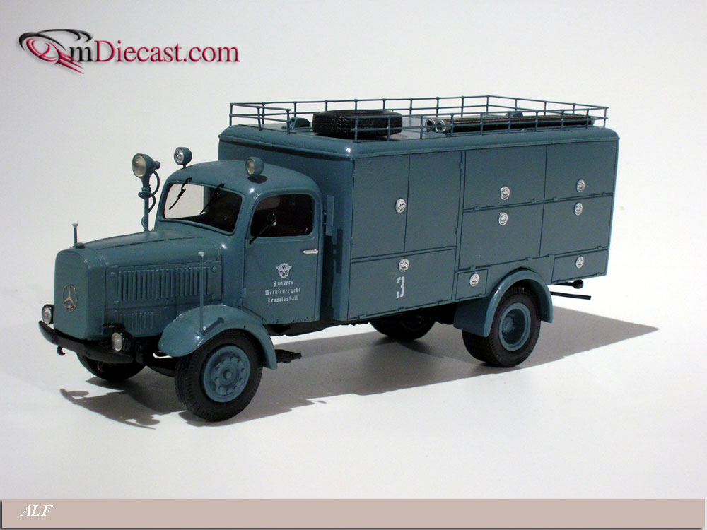 Mercedes-benz 4500 photo - 10