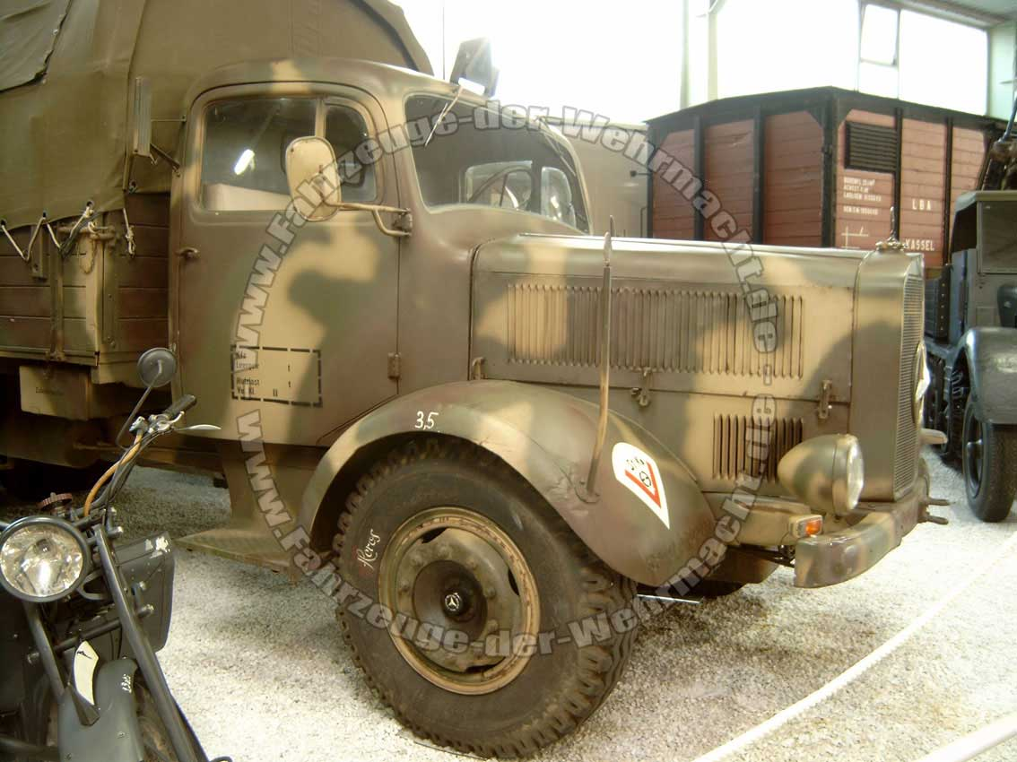 Mercedes-benz 4500 photo - 3