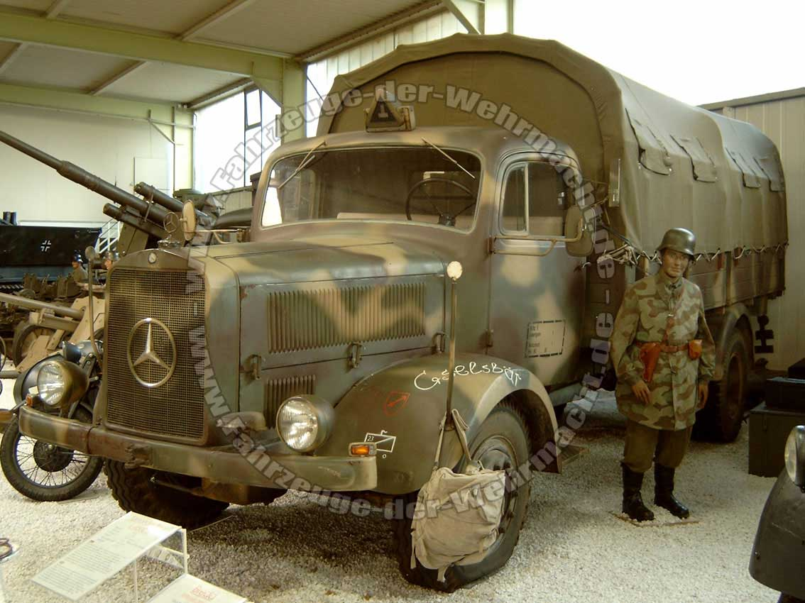 Mercedes-benz 4500 photo - 5