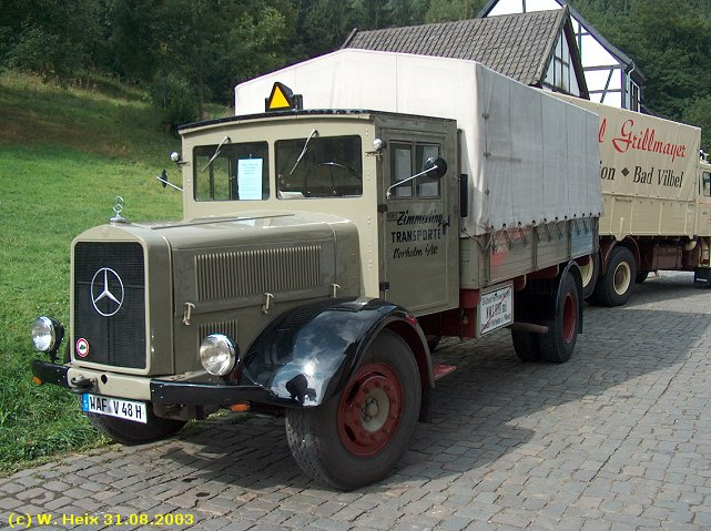 Mercedes-benz 4500 photo - 7