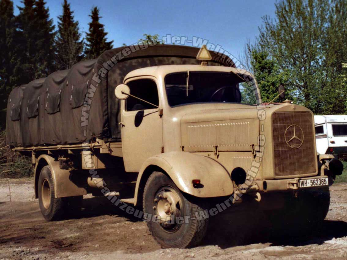 Mercedes-benz 4500 photo - 8