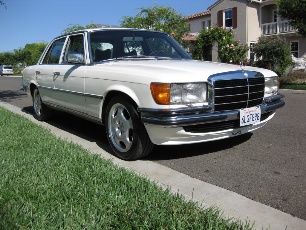 Mercedes-benz 450se photo - 8
