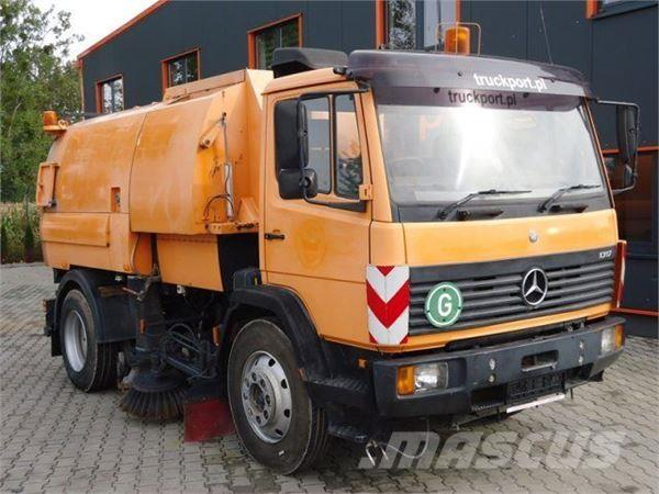 Mercedes-benz 4x2 photo - 10