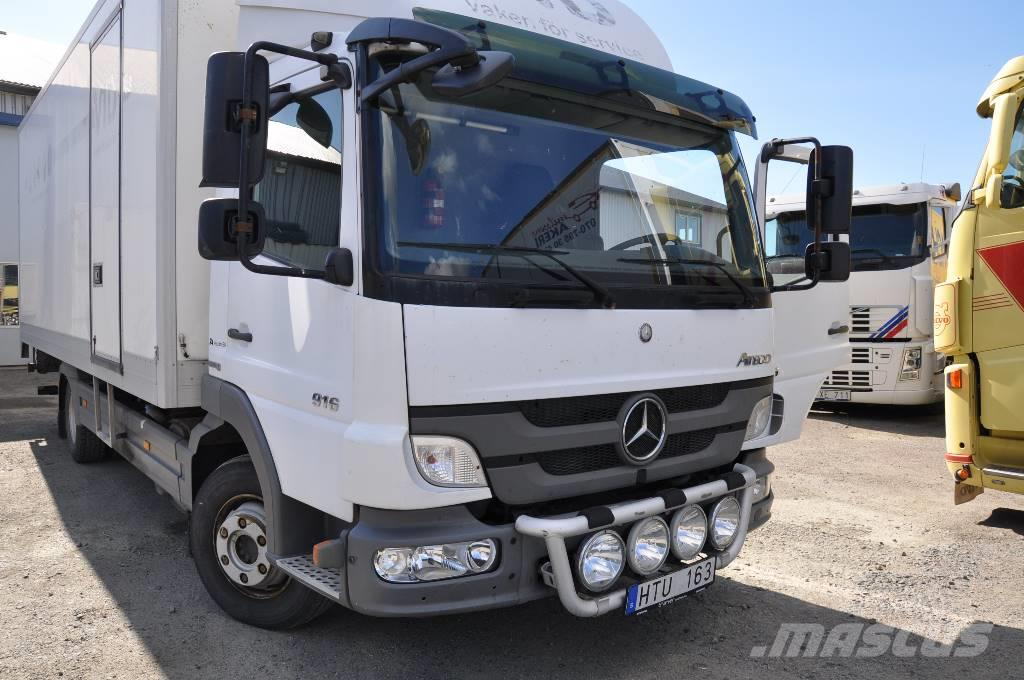 Mercedes-benz 4x2 photo - 4