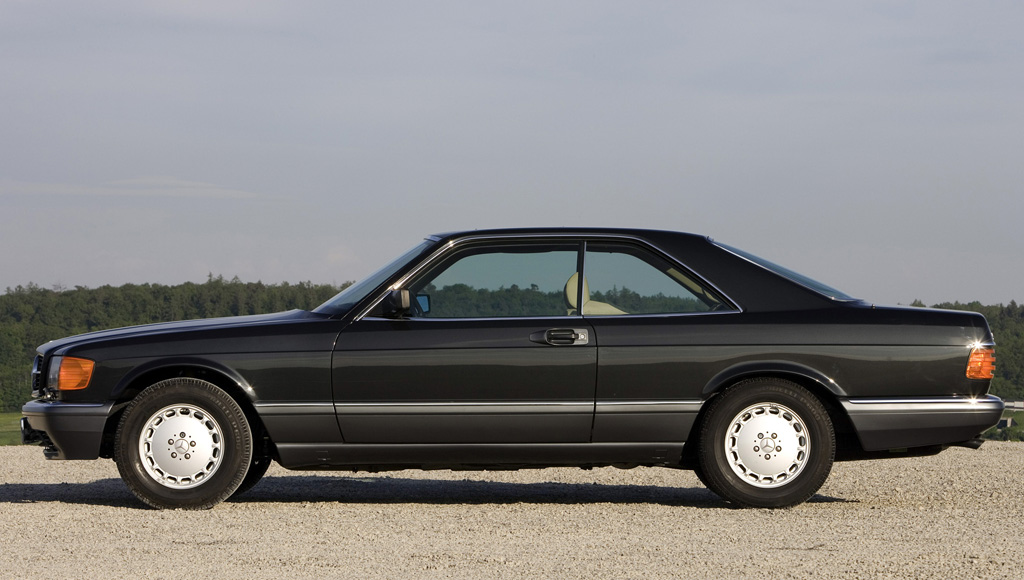 Mercedes-benz 560sec Photo and Video Review  Comments