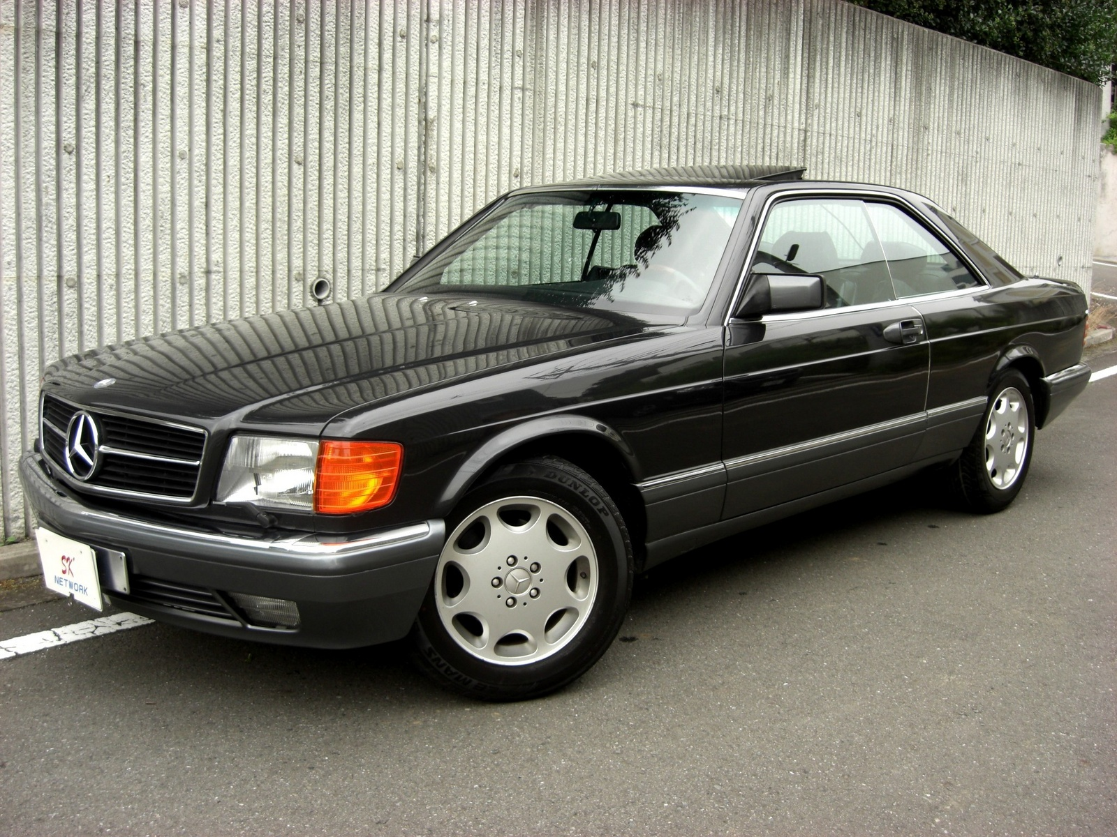 Mercedes-benz 560sec photo - 2