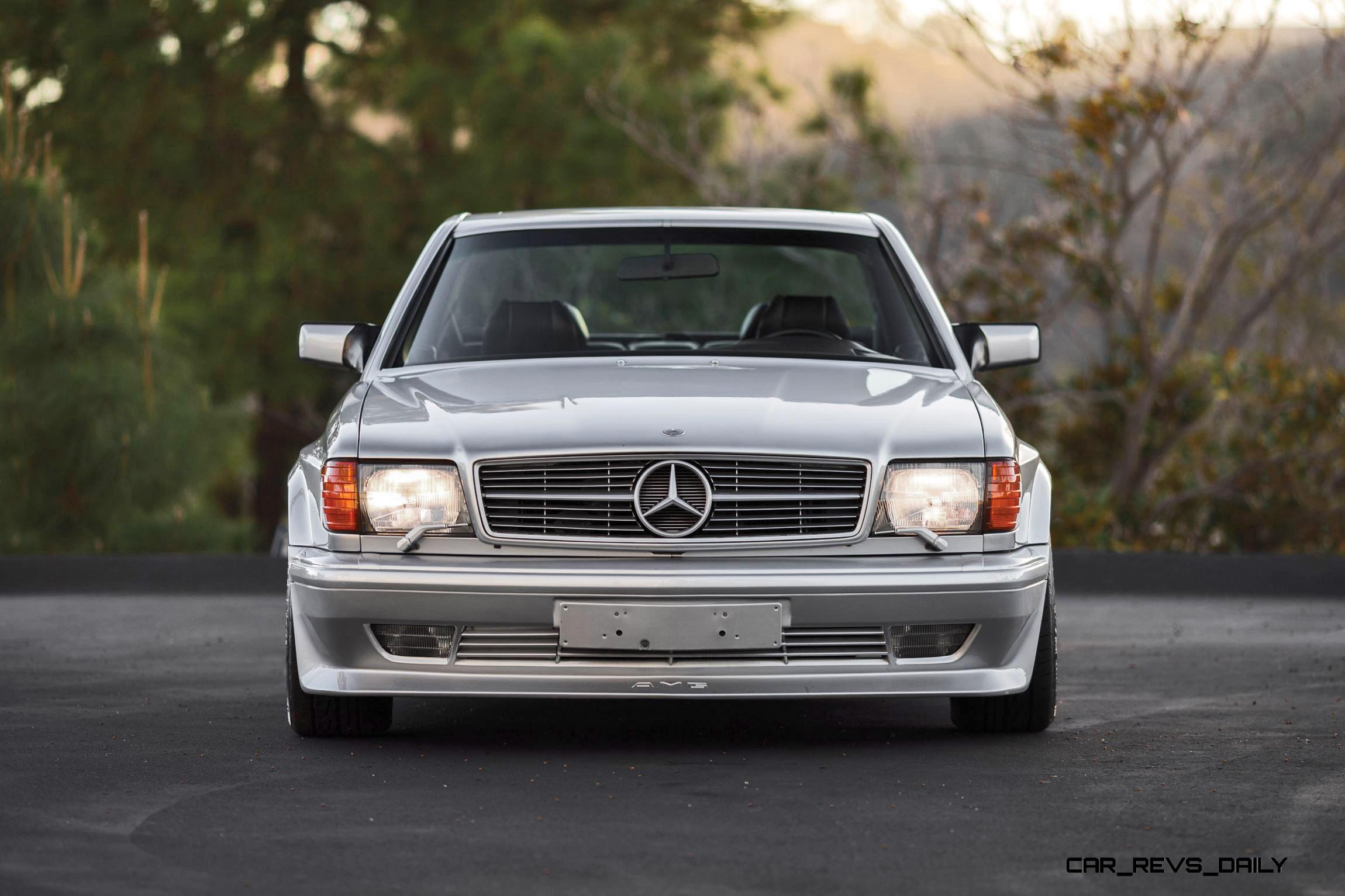 Mercedes-benz 560sec photo - 8