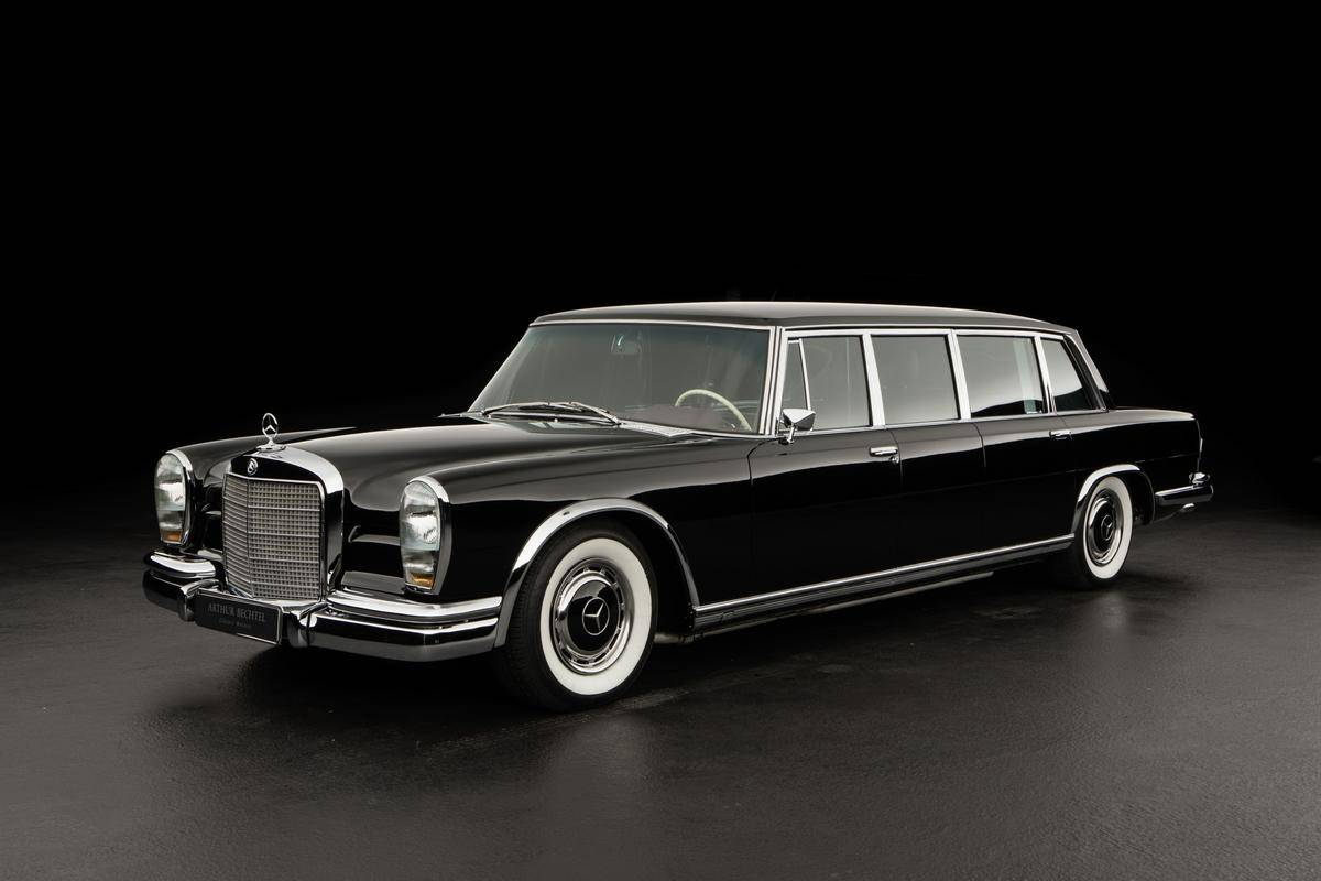 Mercedes-benz 600 photo - 1