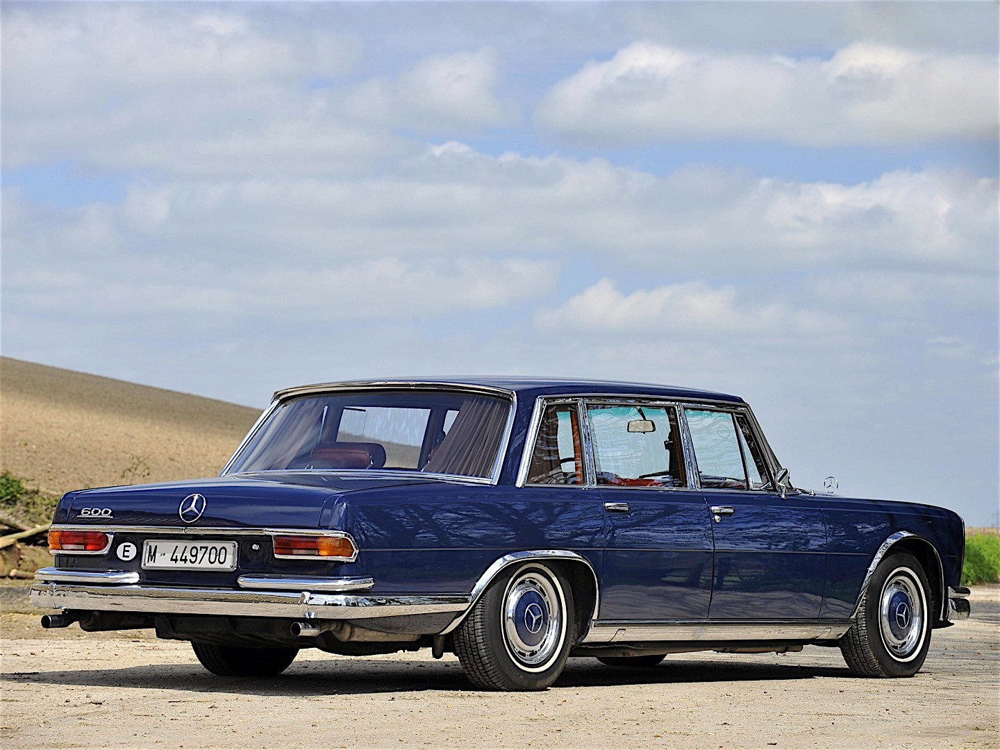 Mercedes-benz 600 photo - 6