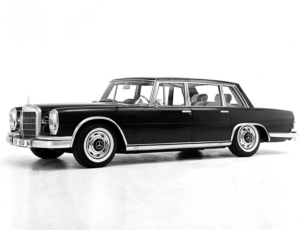 Mercedes-benz 600 photo - 7