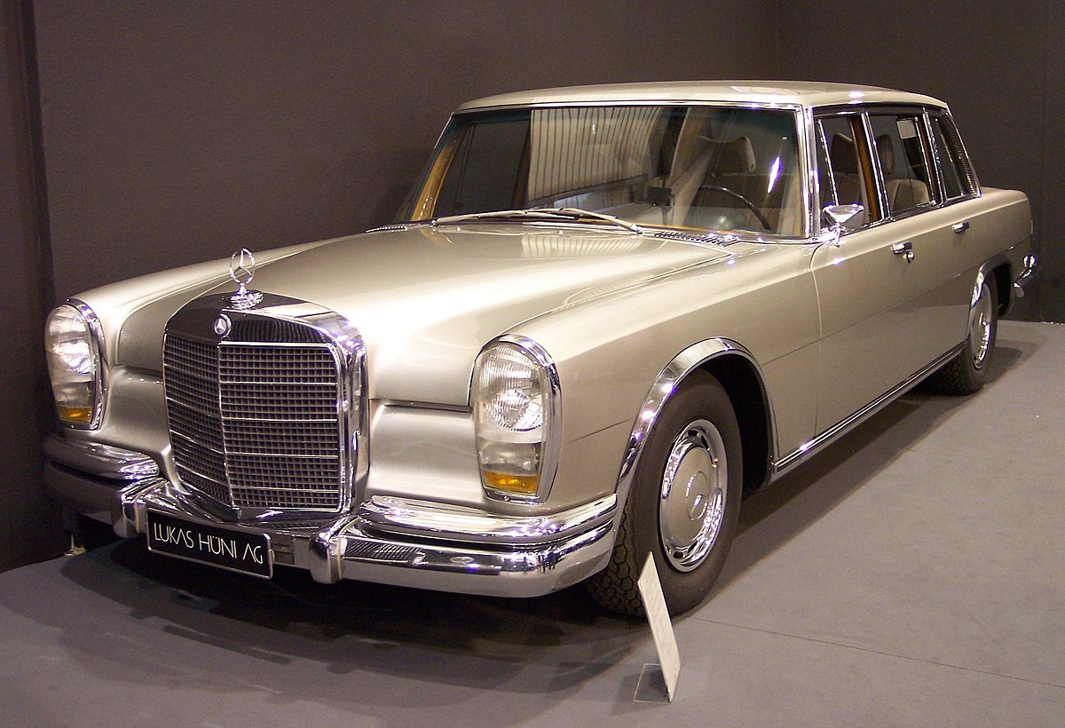 Mercedes-benz 600 photo - 8