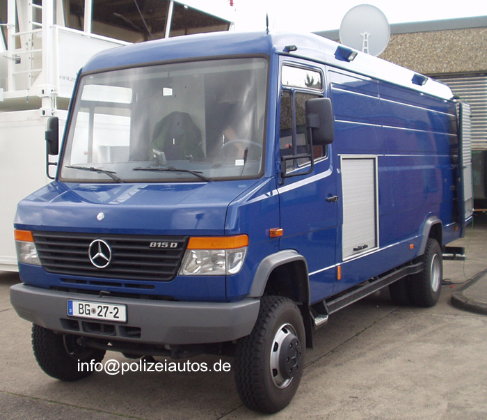 Mercedes-benz 815d photo - 1