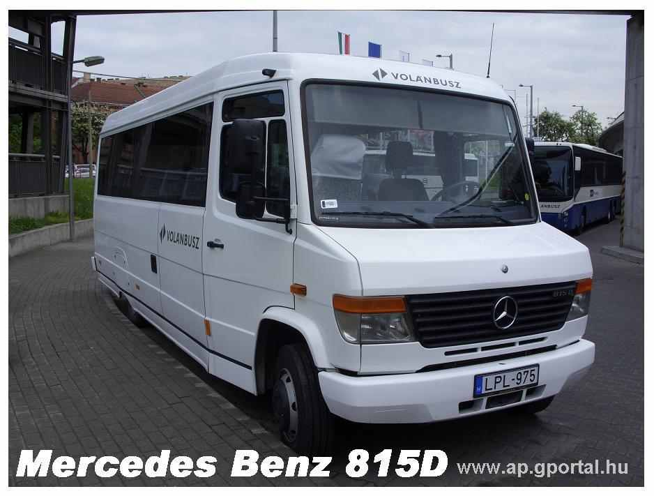 Mercedes-benz 815d photo - 2
