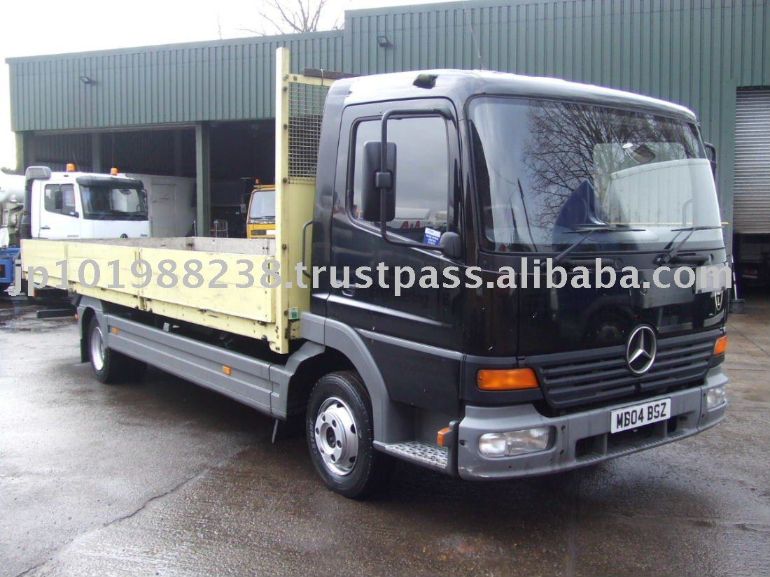 Mercedes-benz 815d photo - 3