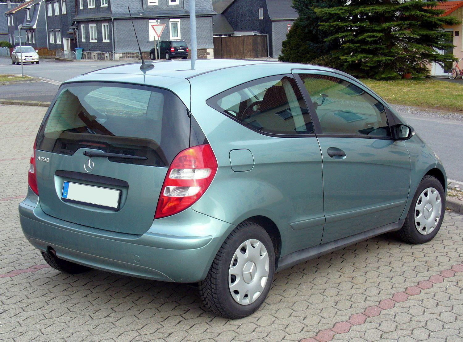 Mercedes-benz a150 photo - 1