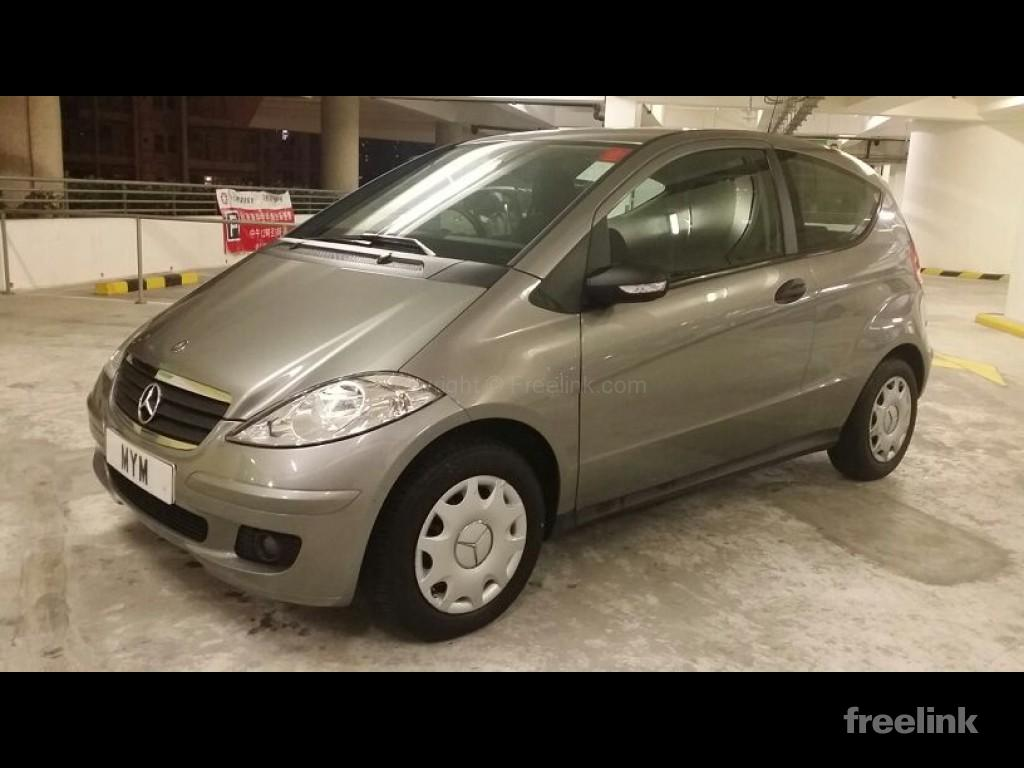 Mercedes-benz a150 photo - 10