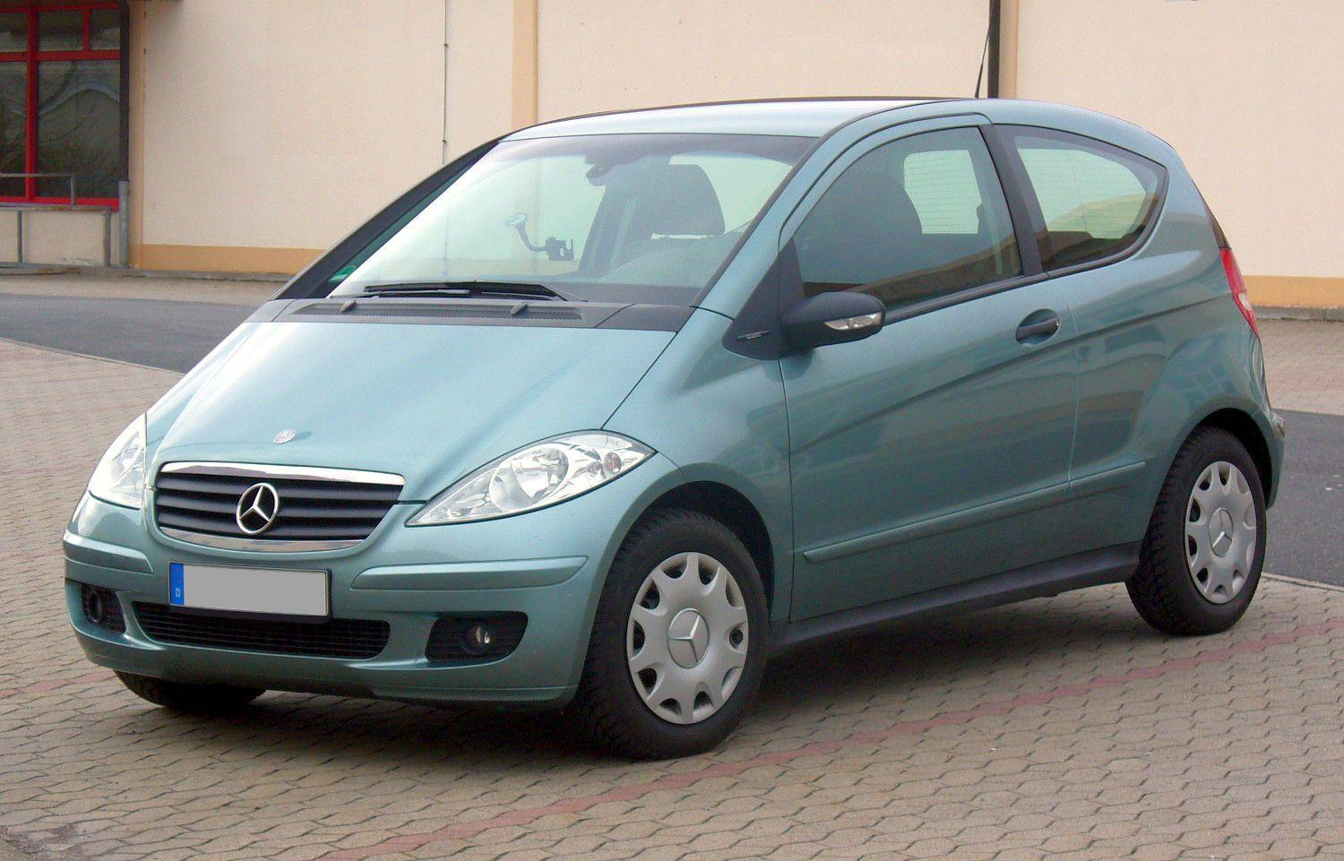 Mercedes-benz a150 photo - 2