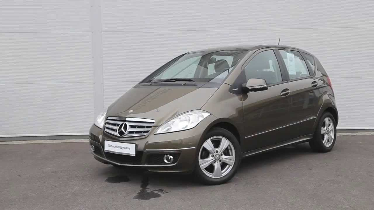 Mercedes-benz a150 photo - 5