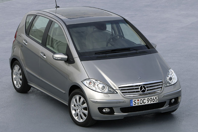 Mercedes-benz a150 photo - 7