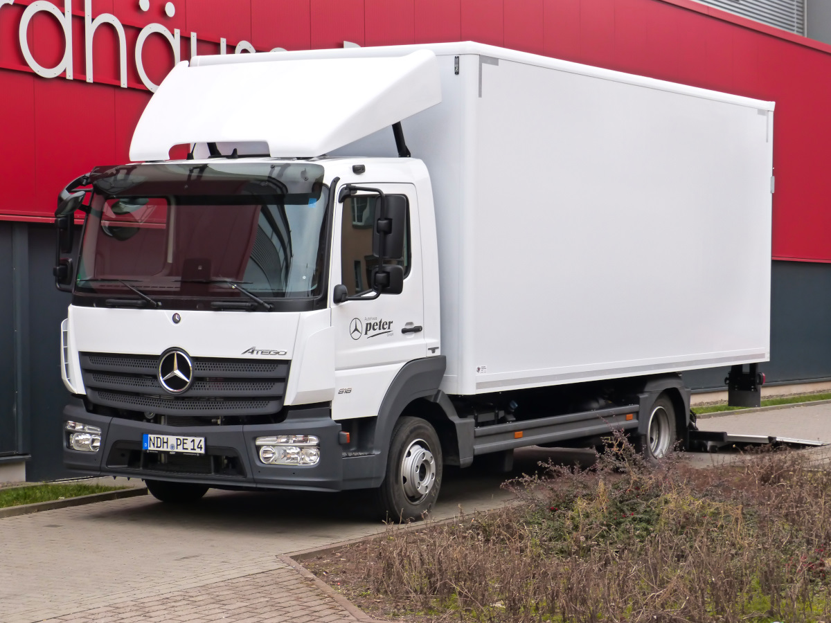Mercedes-benz atego photo - 10