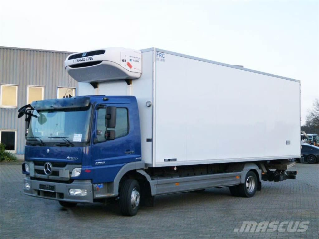 Mercedes-benz atego photo - 7