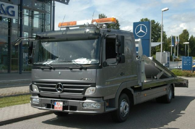 Mercedes-benz atego photo - 9