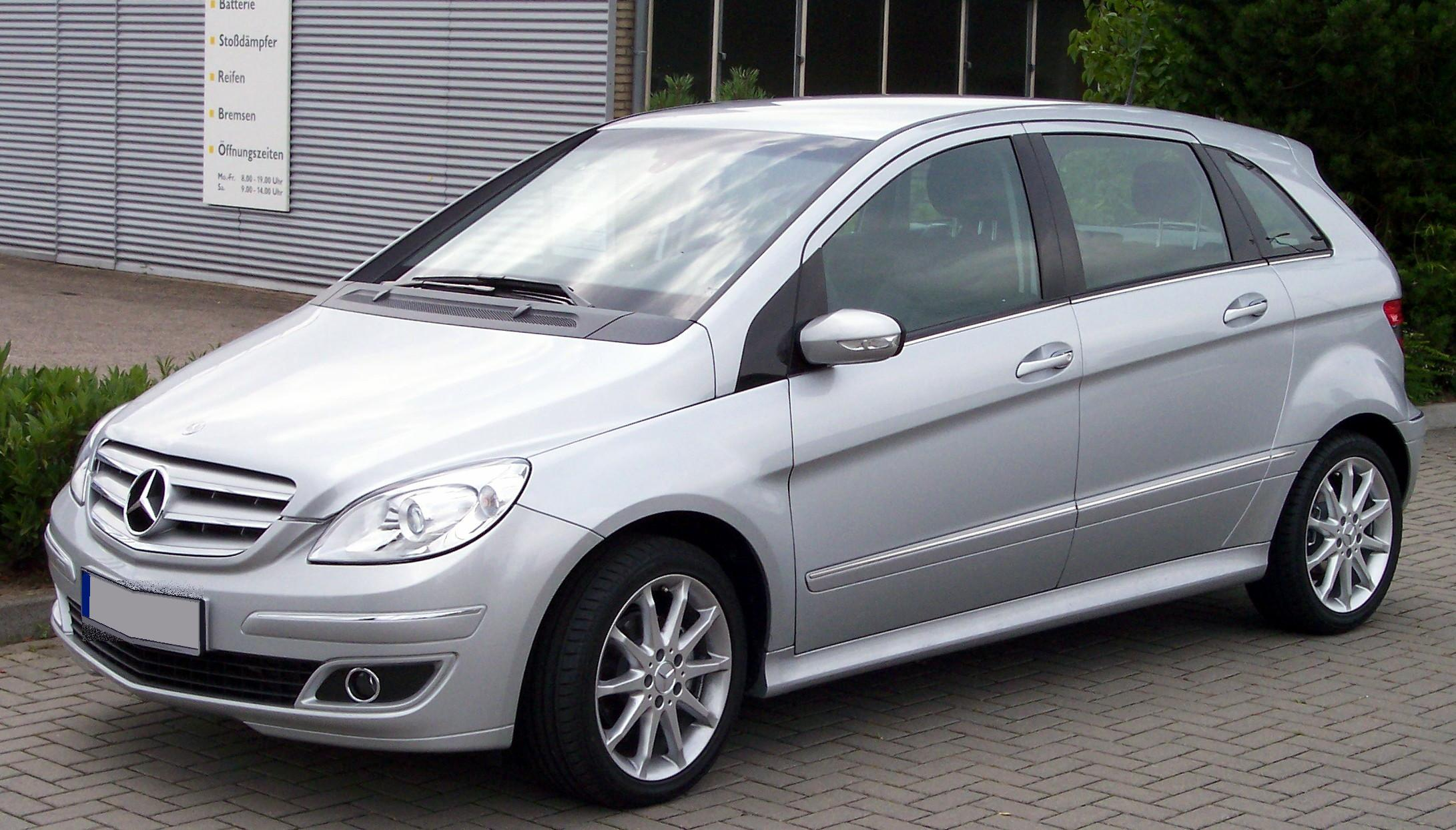 Mercedes-benz b photo - 1