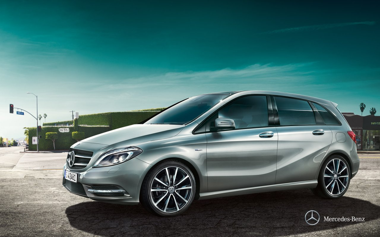 Mercedes-benz b photo - 5