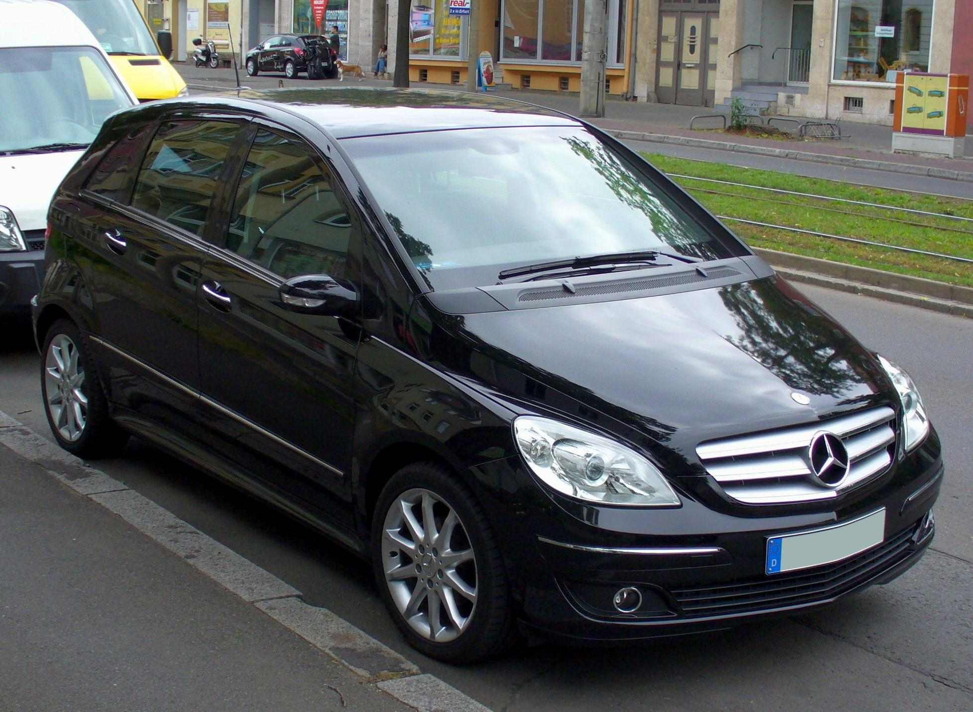 Mercedes-benz b photo - 6