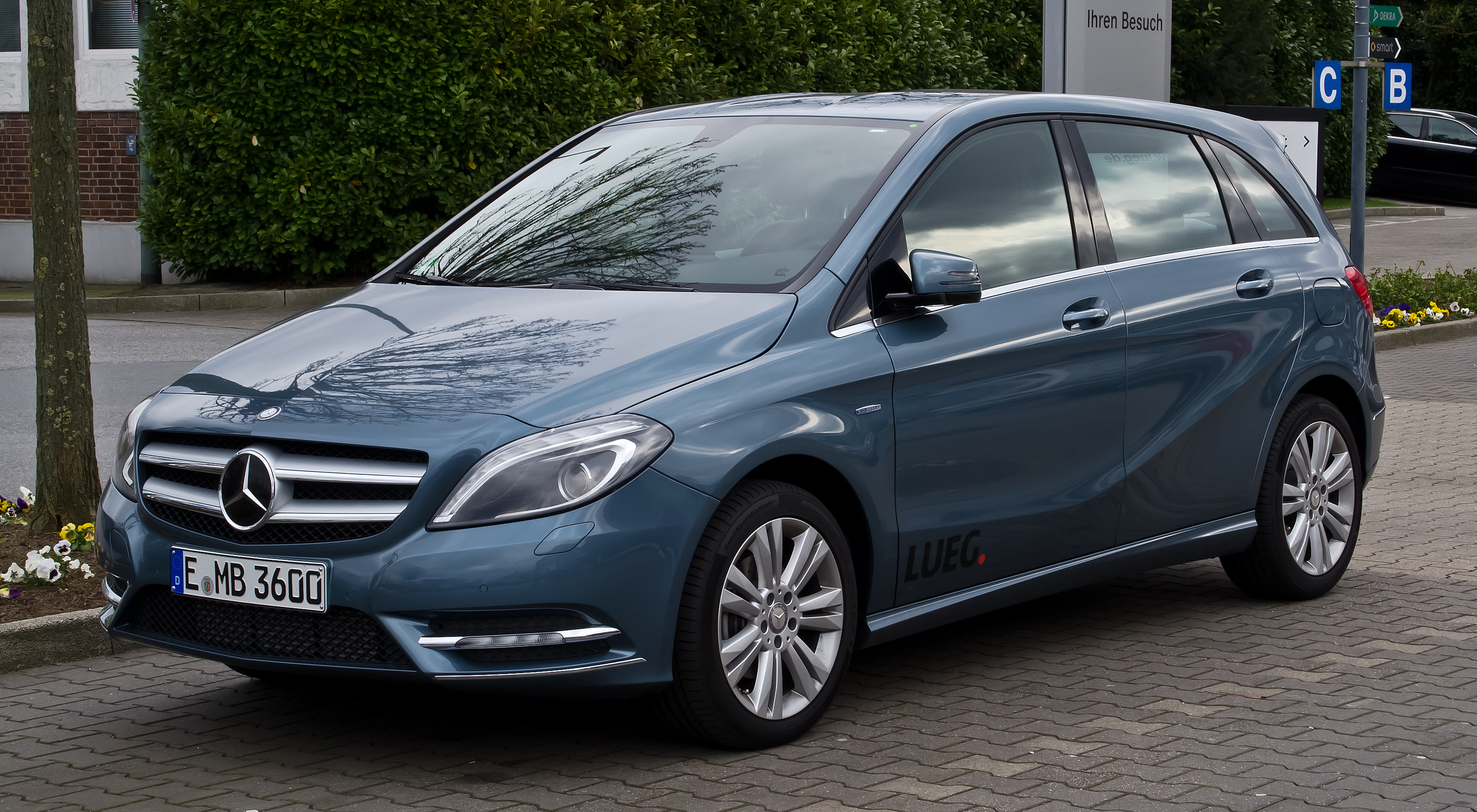 Mercedes-benz b photo - 7