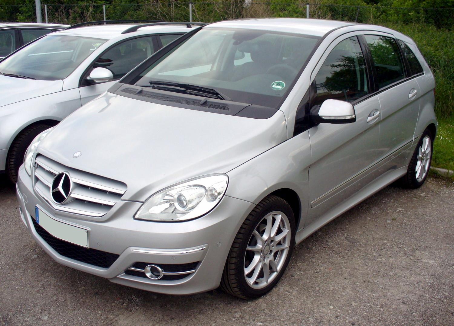Mercedes-benz b photo - 9