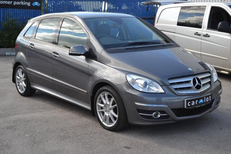 Mercedes-benz b180 photo - 10