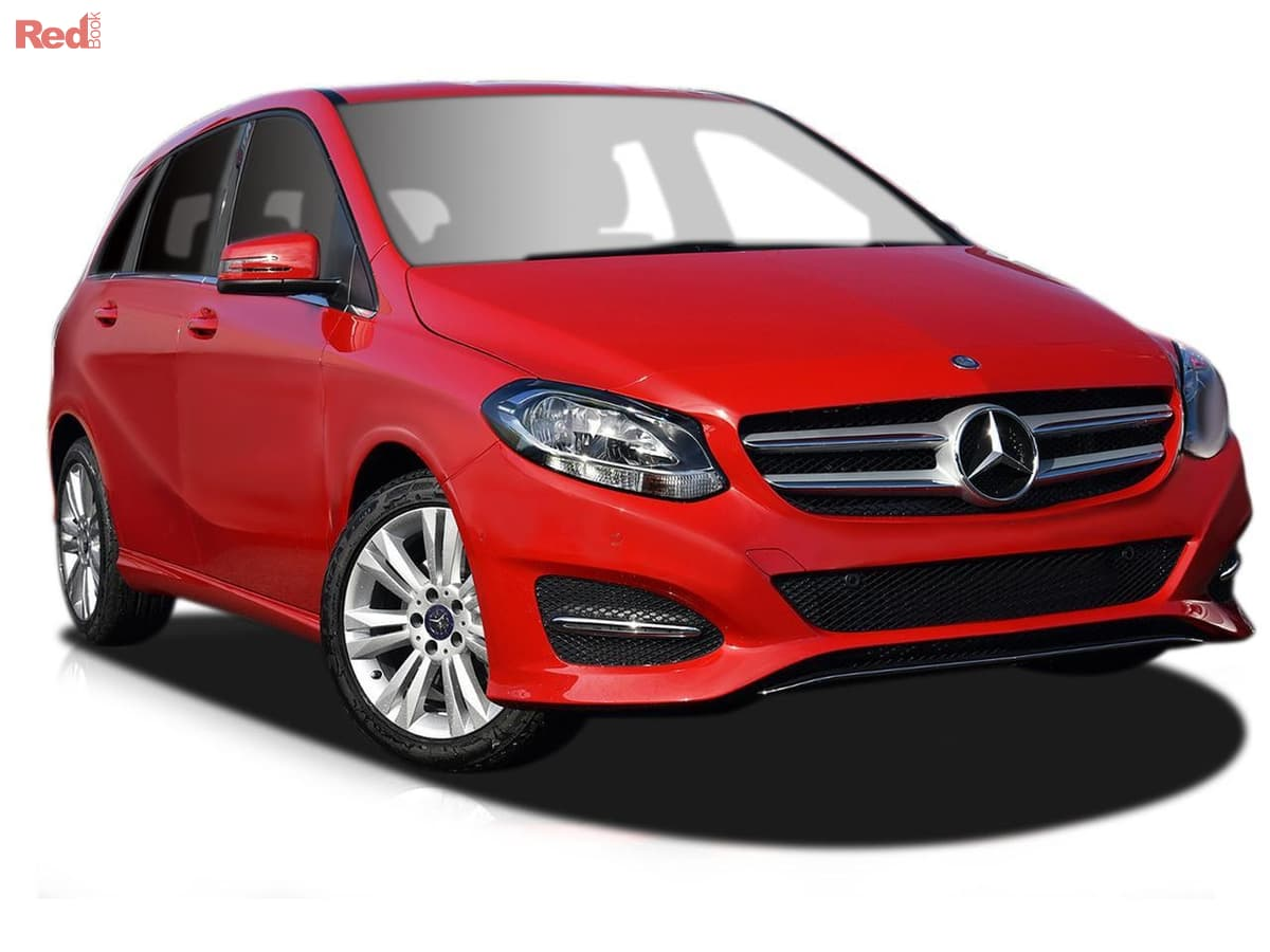 Mercedes-benz b180 photo - 5