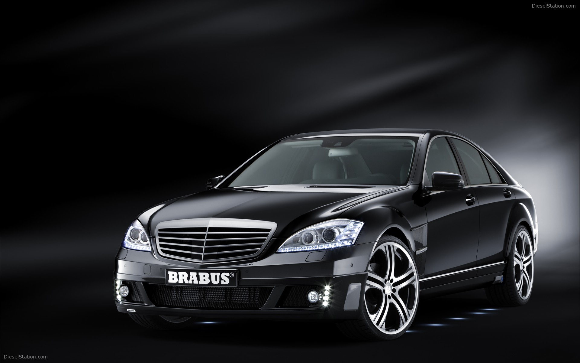 Mercedes-benz brabus photo - 10