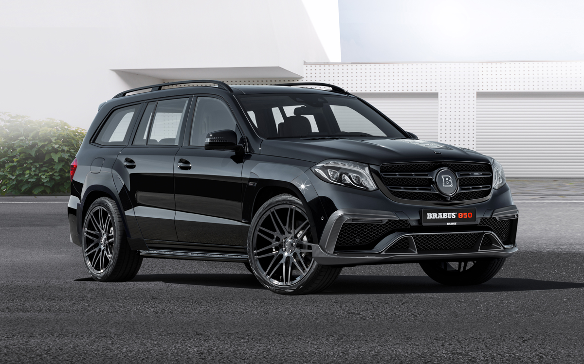 Mercedes-benz brabus photo - 5