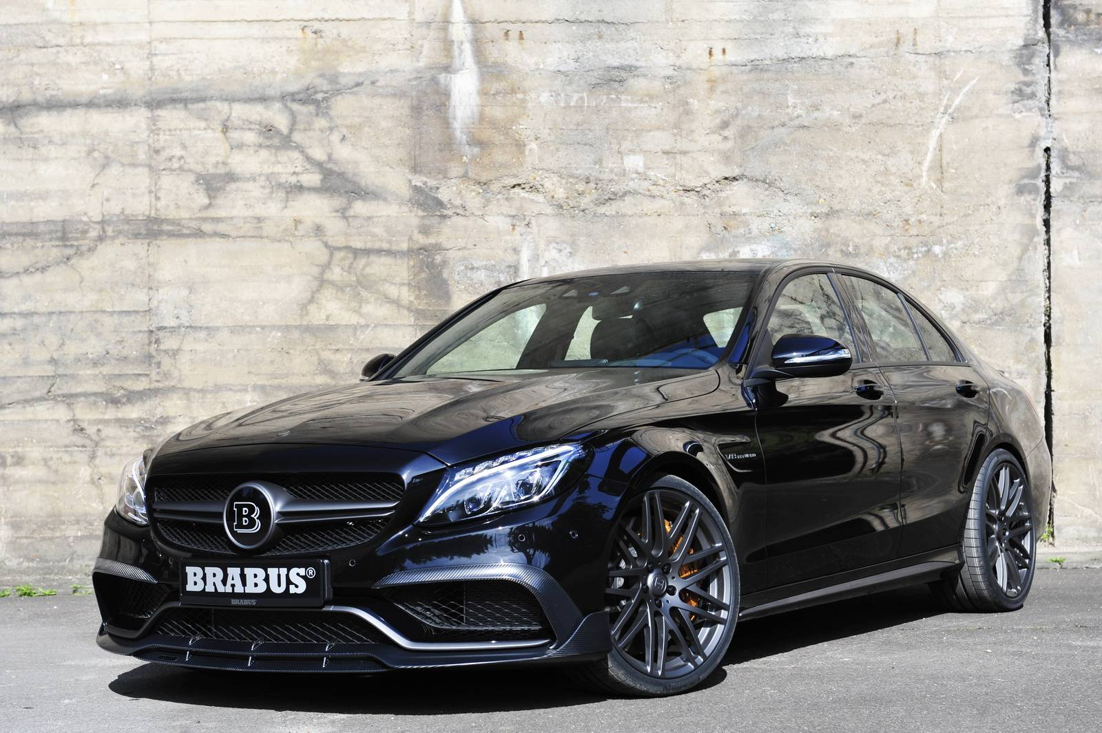 Mercedes-benz brabus photo - 6