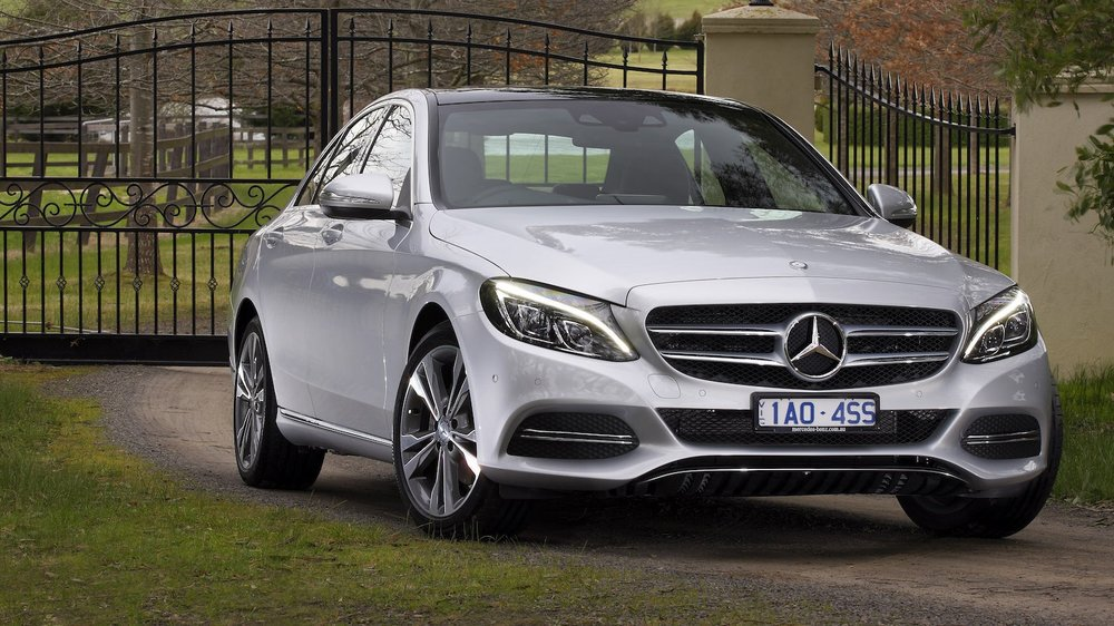 Mercedes-benz c200 photo - 2