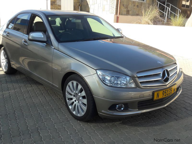 Mercedes-benz c200 photo - 5