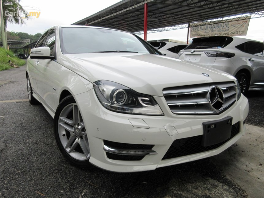 Mercedes-benz c200 photo - 7
