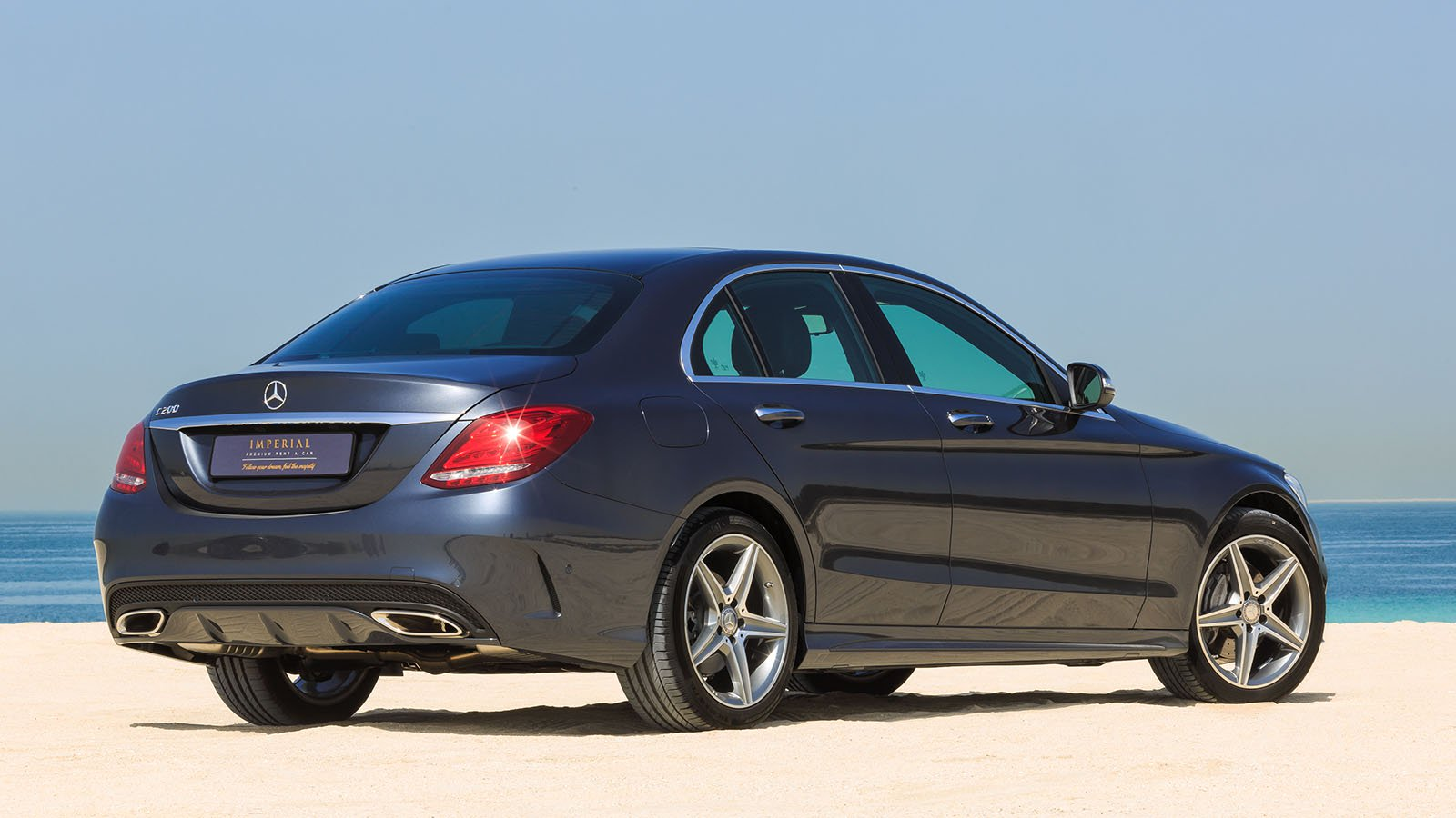 Mercedes-benz c200 photo - 8