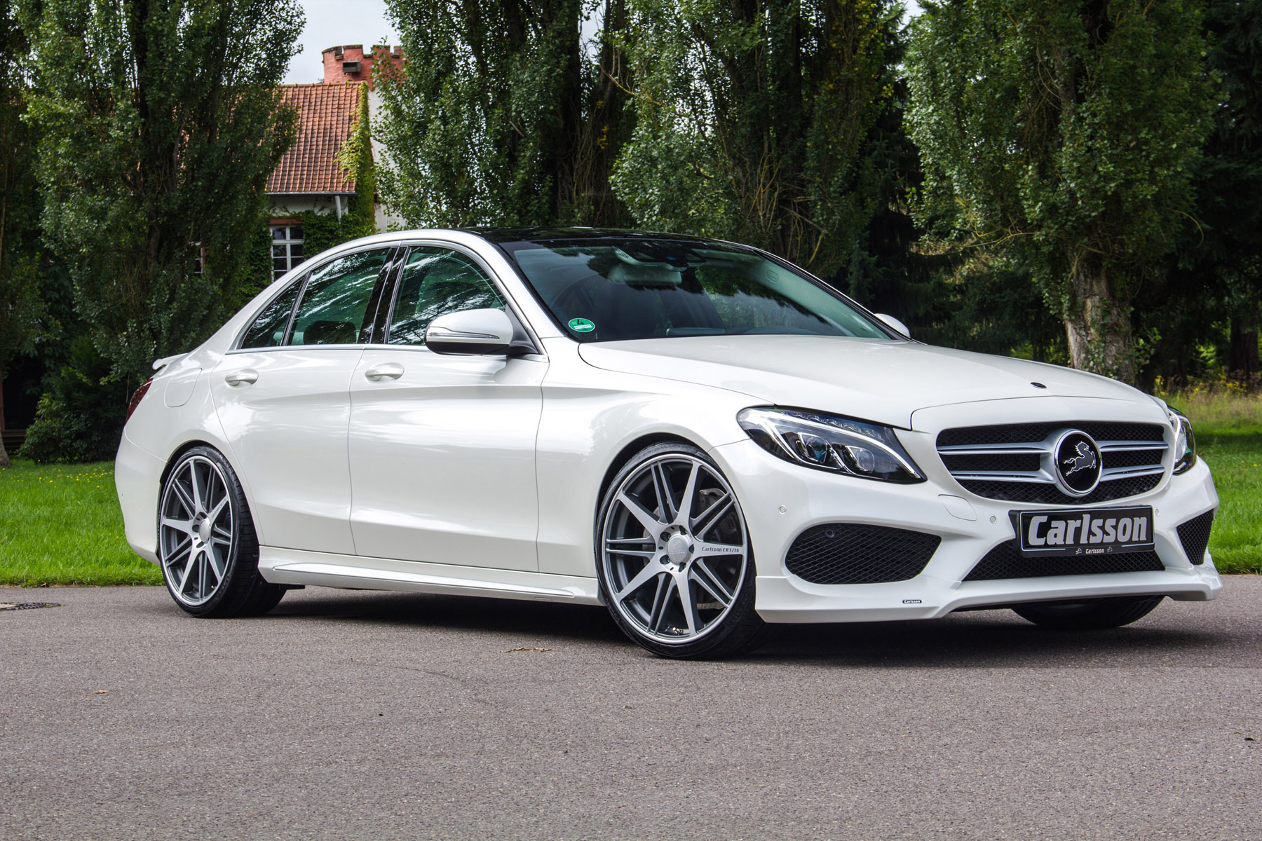 Mercedes-benz c350 photo - 7