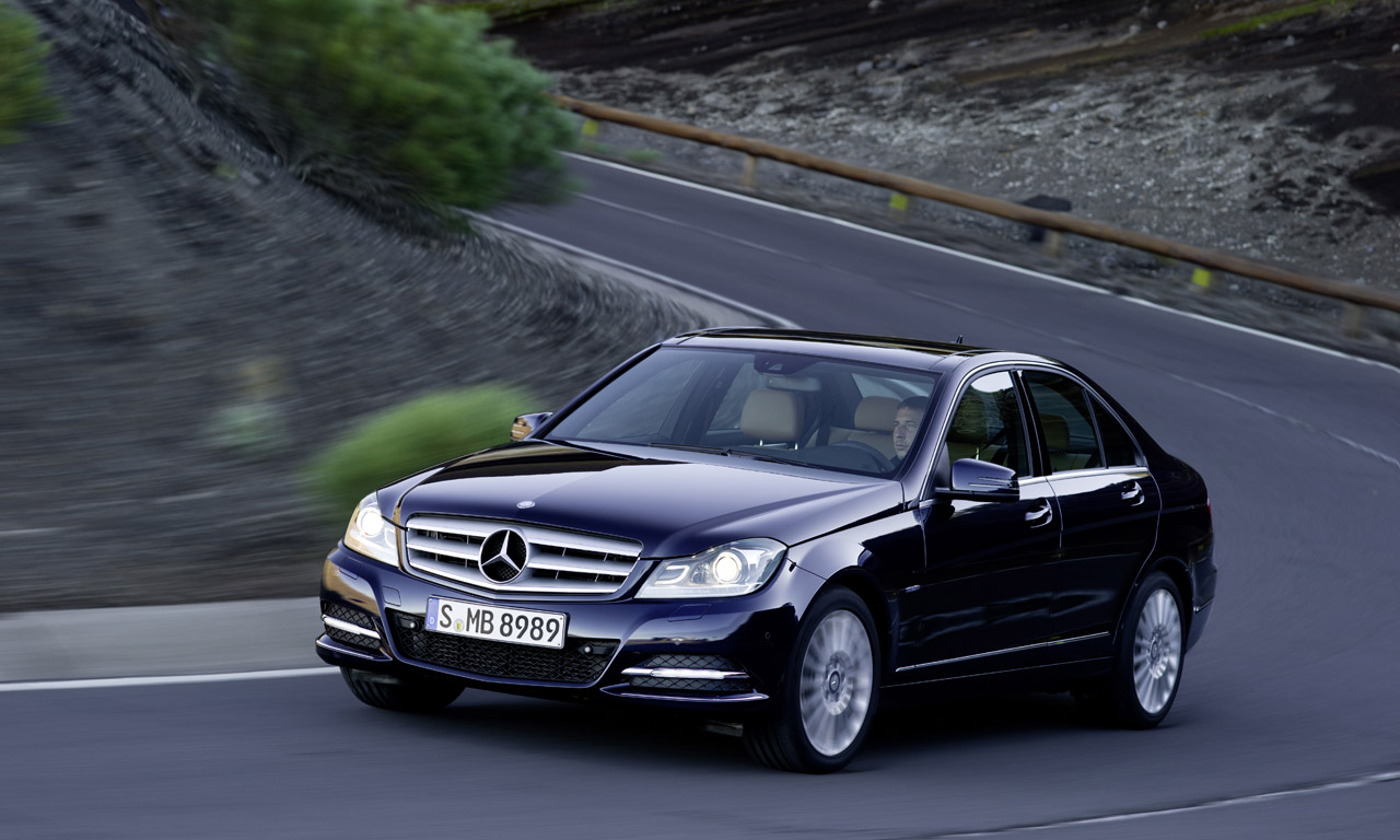 Mercedes-benz c350 photo - 8