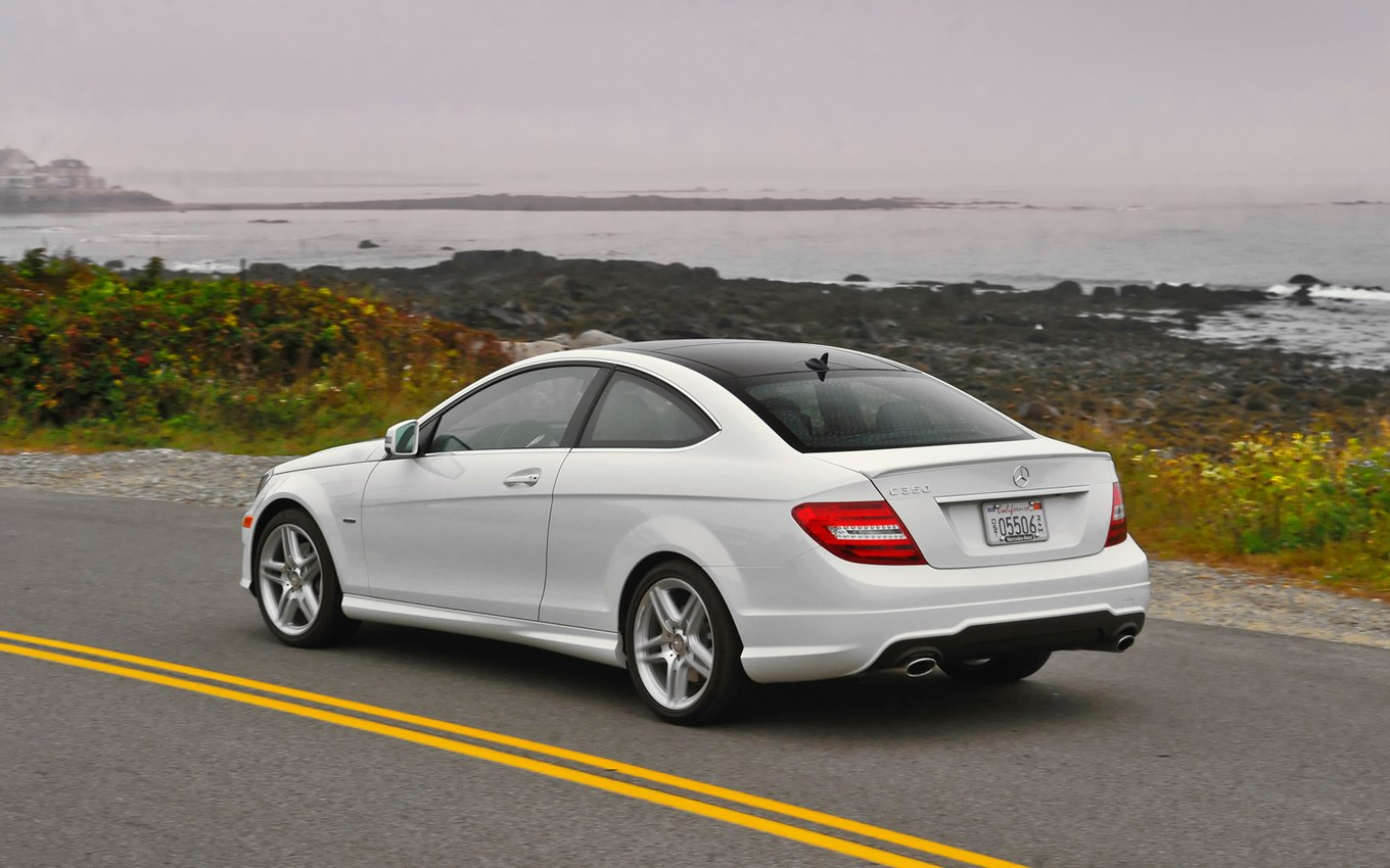 Mercedes-benz c350 photo - 9