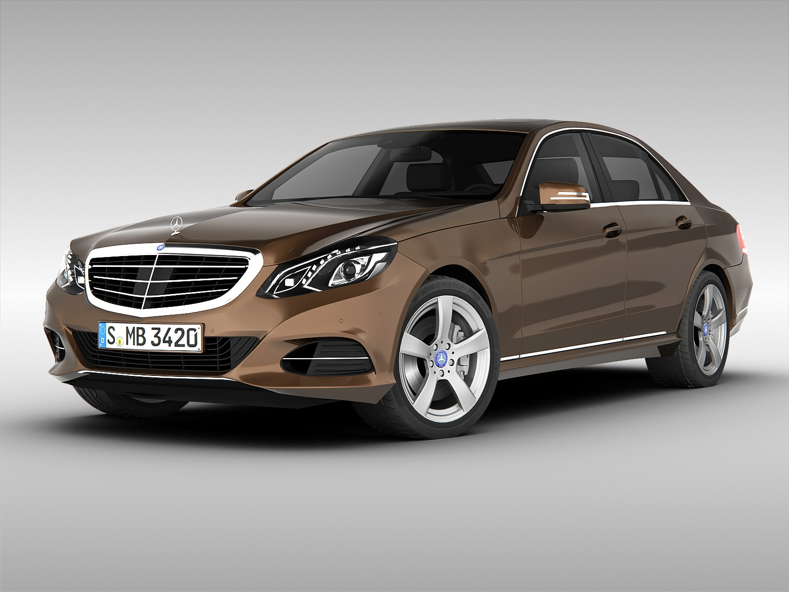 Mercedes-benz e-class photo - 1