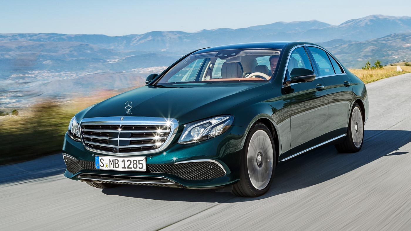 Mercedes-benz e-class photo - 8