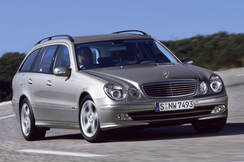 Mercedes-benz e220cdi photo - 7