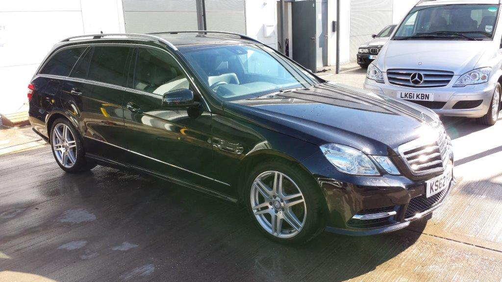 Mercedes-benz e220cdi photo - 8