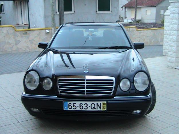 Mercedes-benz e290 photo - 2