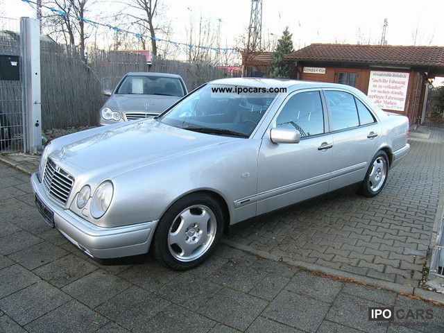 Mercedes-benz e290 photo - 3